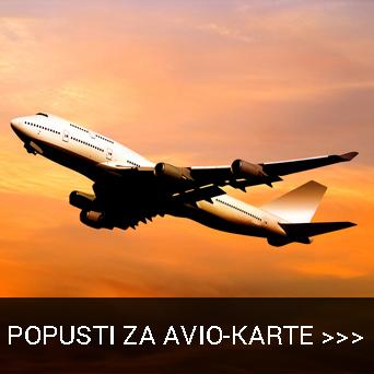 Promotivne cene avio-karata