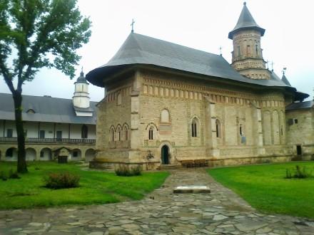manastiri rumunije