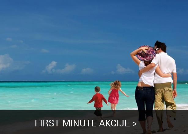 First minute aranžmani